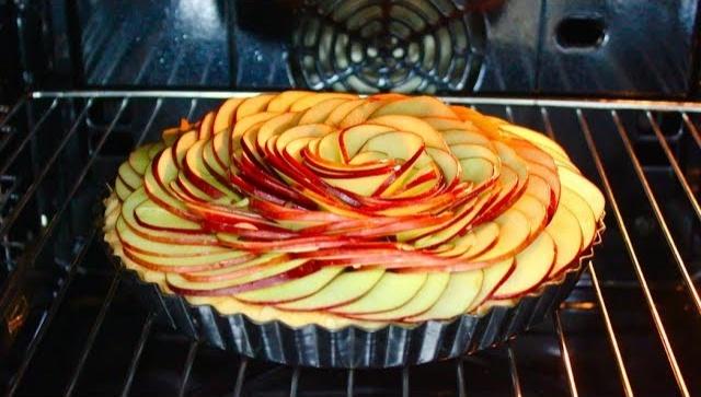 Яблочный пирог Джоконда - Видео-рецепт