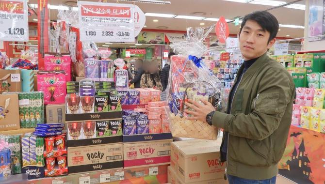 PEPERO DAY. Корейские сладости (Видео)