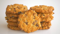 Овсяное печенье Фиби за 30 минут - Видео-рецепт