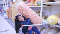 Покупка еды в Корее. Украшения из Aliexpress (Видео)