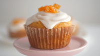 Апельсиновые кексы - Видео-рецепт