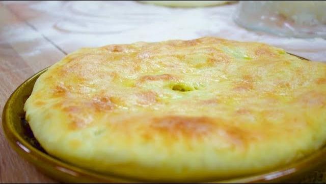 Осетинские Пироги - Видео-рецепт