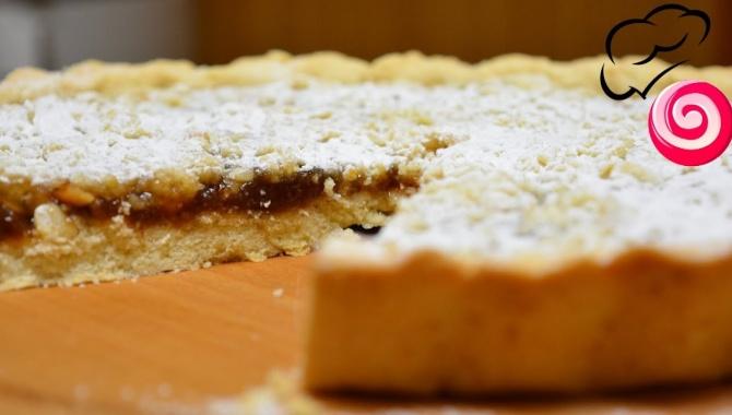 Пирог с вареньем Детство - Видео-рецепт