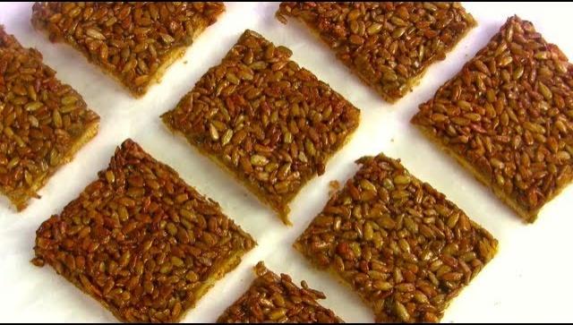 Невероятно вкусное Хрустящее Печенье Хомка - Видео-рецепт