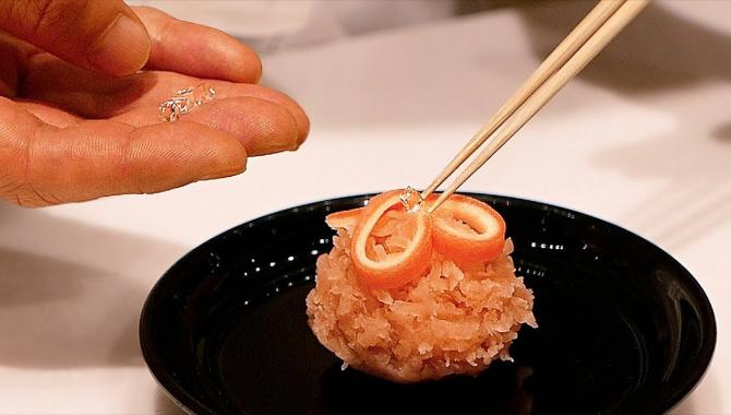 Необычные и очаровательные японские сладости (Видео)