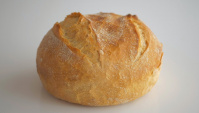 Хлеб без замеса - Видео-рецепт