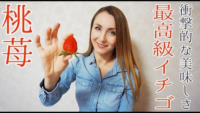 Японская брендовая клубника Skyberry (Видео)