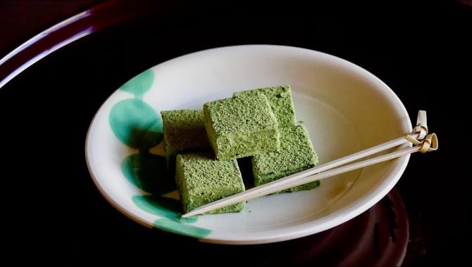 Шоколадные трюфели с зеленым чаем маття - Рецепт