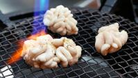 Японская Еда - Рыбные молоки (Видео)