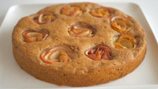 Шведский яблочный пирог - Видео-рецепт