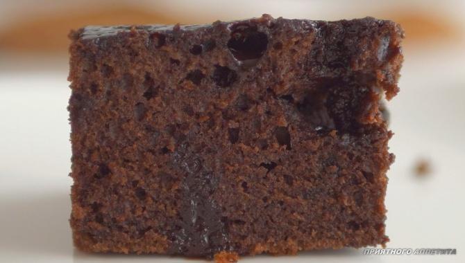 Шоколадный пирог - Видео-рецепт