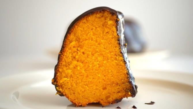 Нежный морковный кекс Бразильский - Видео-рецепт