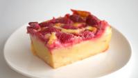 Клафути с клубникой. Популярный французский десерт из доступных ингредиентов - Видео-рецепт