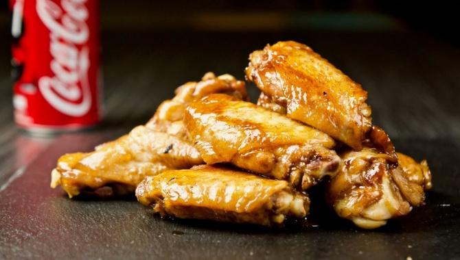 Куриные крылышки в кока-коле  - Видео-рецепт