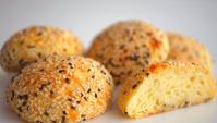 Сырные булочки - Видео-рецепт