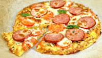 Пицца из кабачков - Видео-рецепт