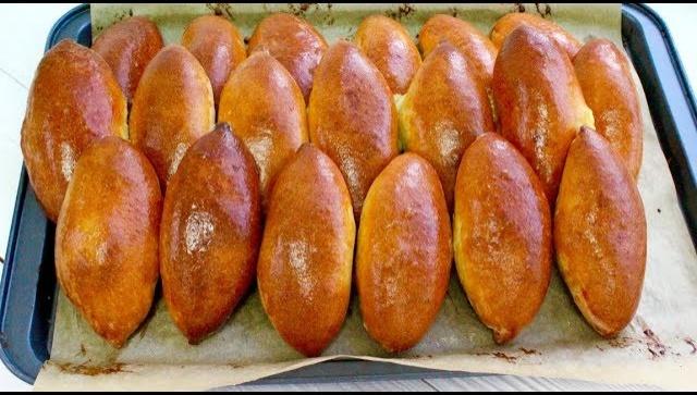 Самые вкусные пирожки с картошкой - Видео-рецепт