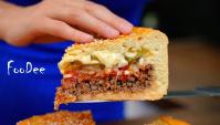 Самый вкусный пирог с мясом - Видео-рецепт