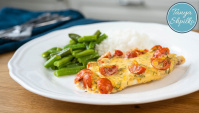 Рыба под Сырным Соусом в духовке - Видео-рецепт
