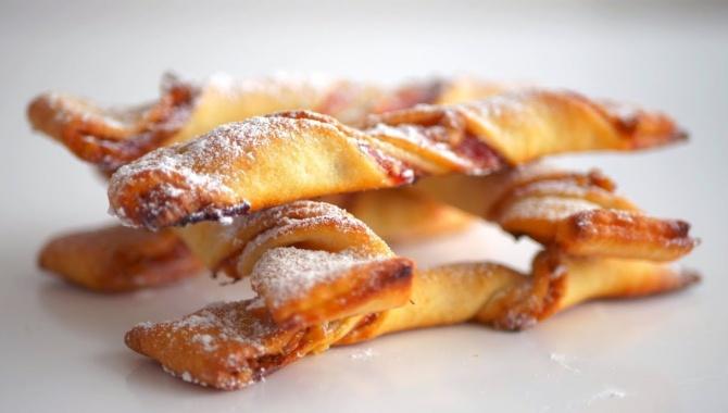 Печенье творожное Спиральки - Видео-рецепт