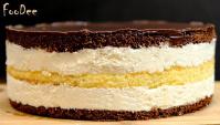 Торт Птичье молоко с кремом из манки - Видео-рецепт