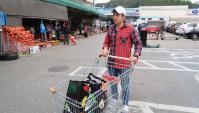 Покупки еды на рынке в Корее/Где дешевле закупаться? (Видео)