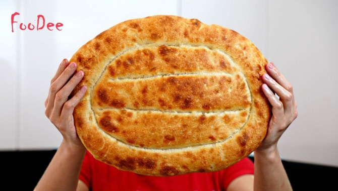 Армянский хлеб Матнакаш - Видео-рецепт