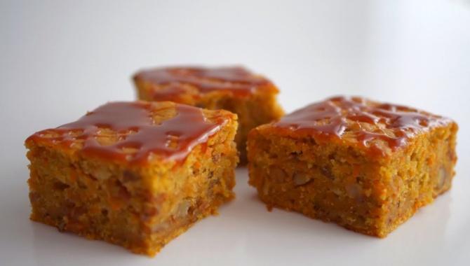 Простой морковный/тыквенный пирог - Видео-рецепт