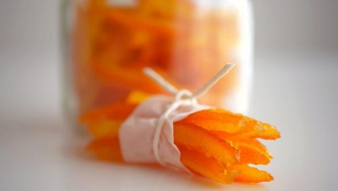 Цукаты из апельсиновых корок - Видео-рецепт