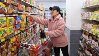 Покупка еды в Корее. Это нельзя купить в России! (Видео)