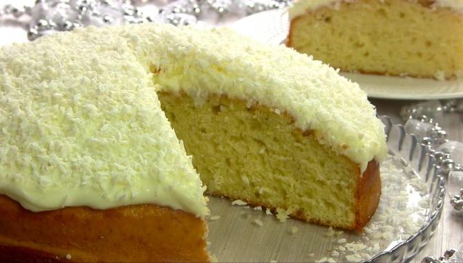 Простой Пирог для Зимнего Чаепития - Видео-рецепт
