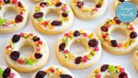 Праздничное Песочное Печенье - Видео-рецепт