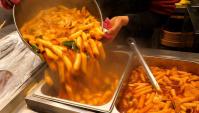 Самая популярная уличная еда в Корее (Видео)