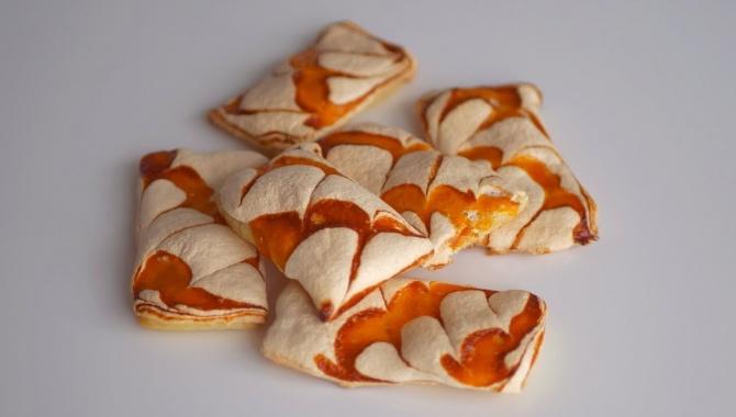 Печенье с меренгой и джемом - Видео-рецепт