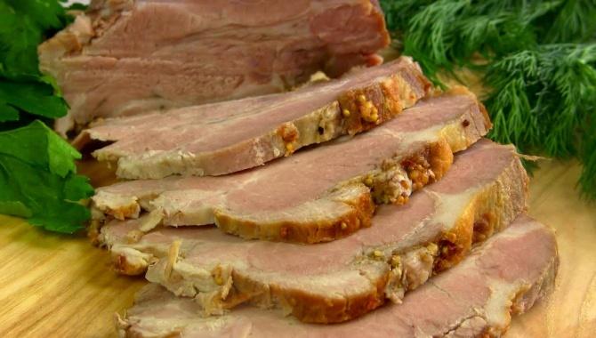 Сочная ароматная свинина, запечённая в фольге - Видео-рецепт