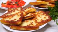 Картофельные сконы - Видео-рецепт