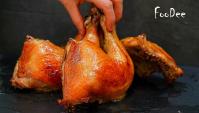Рецепт вкусных куриных окорочков - Видео-рецепт