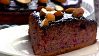 Быстрый простой пирог из варенья - Видео-рецепт