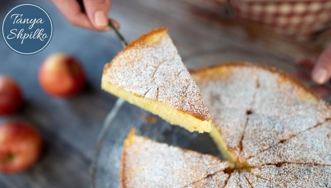 Французский Яблочный Пирог - Видео-рецепт