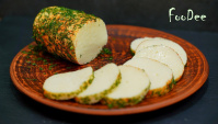 Сыр из творога и молока - Видео-рецепт