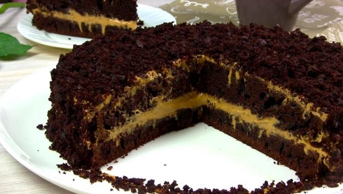 Торт шоколадный - Видео-рецепт