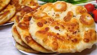 Индийские лепешки на кефире - Видео-рецепт