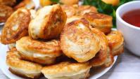 Быстрые пирожки из лаваша - Видео-рецепт
