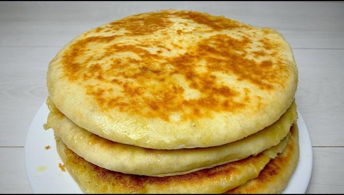 Осетинские пироги на сковороде - Видео-рецепт