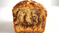 Сметанный кекс с орехово-кофейной прослойкой - Видео-рецепт