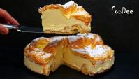 Торт Карпатка с заварным кремом - Видео-рецепт