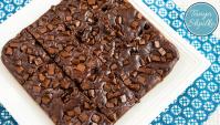 Шоколадный Пирог с Кабачком - Видео-рецепт