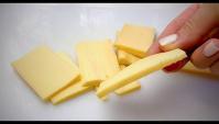 Улетная закуска из сыра - Видео-рецепт