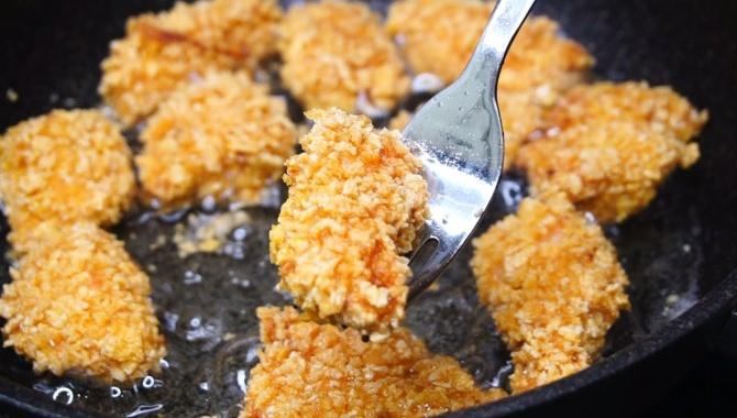 Хрустящие Куриные Наггетсы - Видео-рецепт