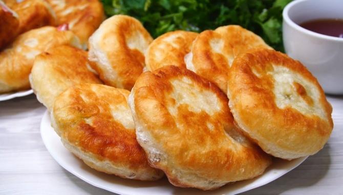 Пирожки как на рынке - Видео-рецепт